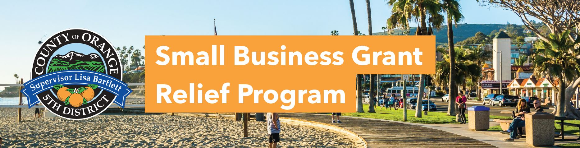 D5 Small Business Grant Program